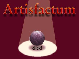 Click here to enter the Artisfactum website!